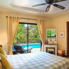 Отель Coconut Paradise Villas комната для гостей фото 4