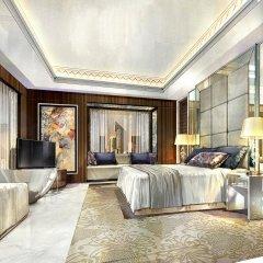 Отель Hilton Dubai Al Habtoor City интерьер отеля