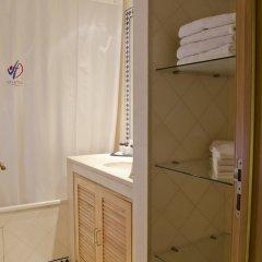 Отель VIP Executive Eden Aparthotel ванная фото 2