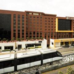 Отель Camino Real Airport Мехико балкон