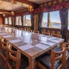 Отель Valdres Høyfjellshotell питание фото 2