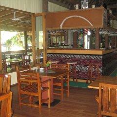 Отель Colo-I-Suva Rainforest Eco Resort Вити-Леву гостиничный бар