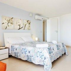 Апартаменты Case Sicule - Sea View Apartment Поццалло комната для гостей фото 5