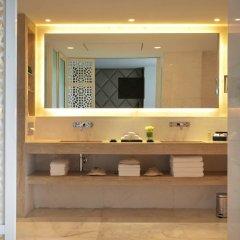 Отель Sofitel Rabat Jardin des Roses Марокко, Рабат - отзывы, цены и фото номеров - забронировать отель Sofitel Rabat Jardin des Roses онлайн ванная фото 2