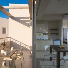 Апартаменты Ourania Apartments балкон