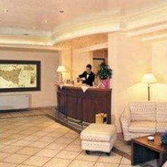 Отель Assinos Palace Джардини Наксос интерьер отеля фото 3