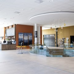Hotel Q42 Кристиансанд интерьер отеля