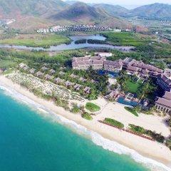 Отель The Ritz-Carlton Sanya, Yalong Bay Китай, Санья - отзывы, цены и фото номеров - забронировать отель The Ritz-Carlton Sanya, Yalong Bay онлайн пляж