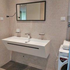Отель Royal Gardens Luxury Черногория, Будва - отзывы, цены и фото номеров - забронировать отель Royal Gardens Luxury онлайн ванная фото 2