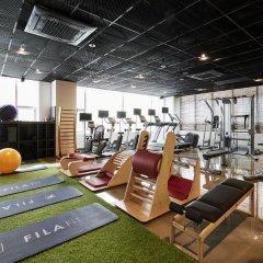 Hotel Newv фитнесс-зал
