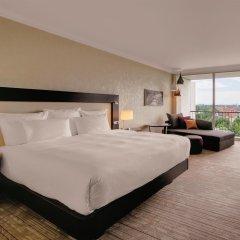 Отель Hilton Munich Park комната для гостей
