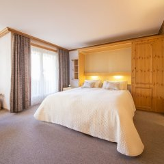 Отель Europa -St. Moritz Швейцария, Санкт-Мориц - отзывы, цены и фото номеров - забронировать отель Europa -St. Moritz онлайн комната для гостей фото 3