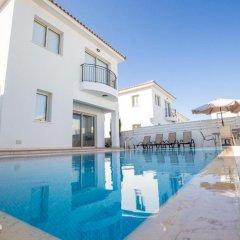 Отель Palm Protaras Кипр, Протарас - отзывы, цены и фото номеров - забронировать отель Palm Protaras онлайн бассейн фото 2