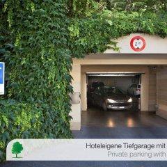 Отель ENGIMATT Цюрих парковка