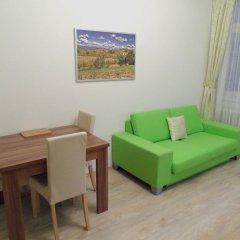 Апартаменты Apartments Verona Karlovy Vary комната для гостей фото 2