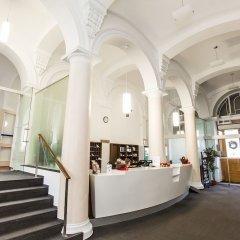 Lázenský hotel Sadový Pramen интерьер отеля фото 2