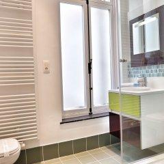 Отель Top Spot Residence Бельгия, Брюссель - отзывы, цены и фото номеров - забронировать отель Top Spot Residence онлайн ванная