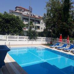 Karatas Apart Hotel Мармарис бассейн фото 2