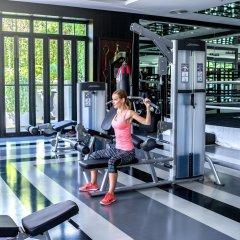 Отель THE SIAM фитнесс-зал