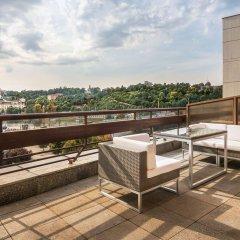 President Hotel Prague балкон