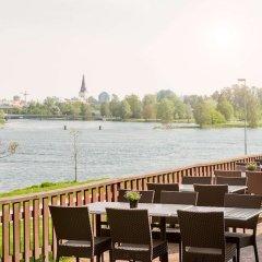 Отель Scandic Klarälven Швеция, Карлстад - отзывы, цены и фото номеров - забронировать отель Scandic Klarälven онлайн приотельная территория