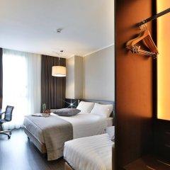 Отель Best Western Premier CHC Airport Италия, Генуя - 2 отзыва об отеле, цены и фото номеров - забронировать отель Best Western Premier CHC Airport онлайн комната для гостей фото 4