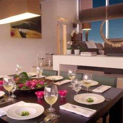 Отель Bom Sucesso Design Resort Leisure & Golf Обидуш питание фото 2