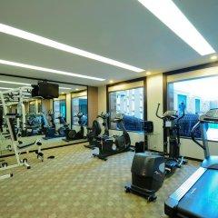 Отель Mida Airport Бангкок фитнесс-зал