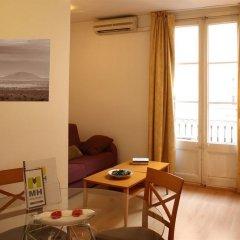 Отель MH Apartments Plaza Испания, Барселона - отзывы, цены и фото номеров - забронировать отель MH Apartments Plaza онлайн комната для гостей фото 3