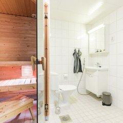 Апартаменты Local Nordic Apartments - Reindeer Ювяскюля сауна