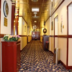 Al Khaleej Grand Hotel интерьер отеля