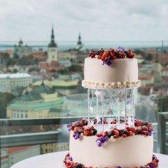Отель Radisson Blu Sky Эстония, Таллин - 14 отзывов об отеле, цены и фото номеров - забронировать отель Radisson Blu Sky онлайн фото 12