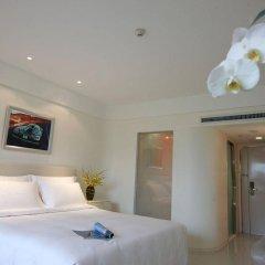 Отель Parkview O.city Hotel Китай, Шэньчжэнь - отзывы, цены и фото номеров - забронировать отель Parkview O.city Hotel онлайн комната для гостей фото 2