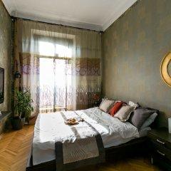 Апартаменты GM Apartment Serafimovicha 2-415 комната для гостей