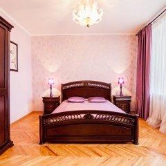 Гостиница Жовтневый комната для гостей фото 4