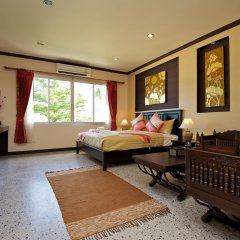 Отель Lotus Paradise Resort Таиланд, Остров Тау - отзывы, цены и фото номеров - забронировать отель Lotus Paradise Resort онлайн комната для гостей