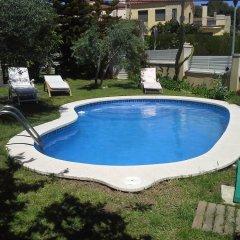 Отель Casa Segur de Calafell бассейн фото 3