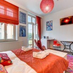 Апартаменты Lion Apartments - Nord Star комната для гостей фото 4