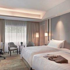 Отель Parkroyal On Beach Road Сингапур комната для гостей фото 5
