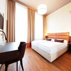 Отель Drei Kronen Vienna City Австрия, Вена - 1 отзыв об отеле, цены и фото номеров - забронировать отель Drei Kronen Vienna City онлайн сейф в номере