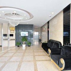 Joyfulstar Hotel Pudong Airport Chenyang интерьер отеля