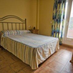 Отель Alojamiento Rural Sierra de Jerez Сьерра-Невада сейф в номере