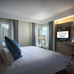 Отель Citrus Sukhumvit 11 Bangkok by Compass Hospitality комната для гостей фото 3