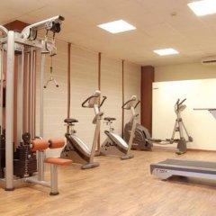 Hotel Silken Puerta Madrid фитнесс-зал фото 4