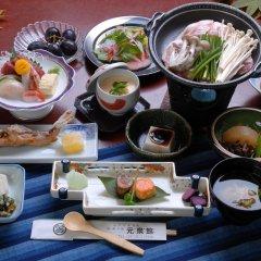 Отель Gensenkan Никко питание