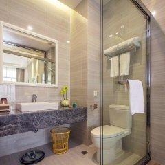 Отель Yimin Gold Olives Apartment Китай, Шэньчжэнь - отзывы, цены и фото номеров - забронировать отель Yimin Gold Olives Apartment онлайн ванная
