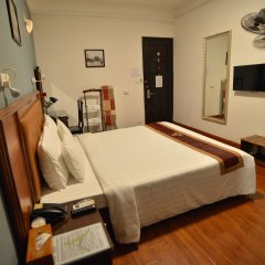 A25 Hotel - 96 Hai Ba Trung сейф в номере