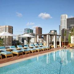 Отель The NoMad Hotel Los Angeles США, Лос-Анджелес - отзывы, цены и фото номеров - забронировать отель The NoMad Hotel Los Angeles онлайн бассейн