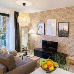 Отель Sweet Inn Apartments Belliard Бельгия, Брюссель - отзывы, цены и фото номеров - забронировать отель Sweet Inn Apartments Belliard онлайн комната для гостей