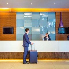 Отель Novotel Suites Mall of the Emirates фитнесс-зал фото 3